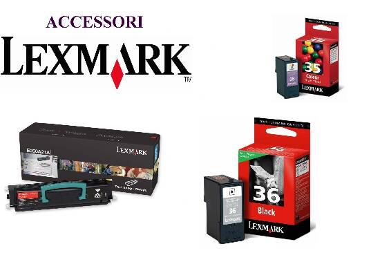 Lexmark Cartuccia di stampa n. 15 Color Return Program 18C2110E