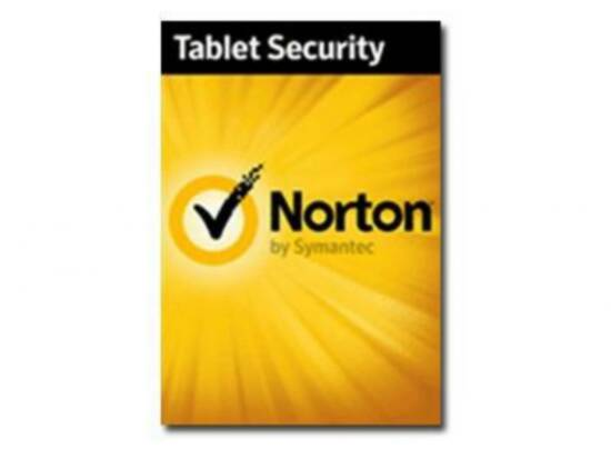 NORTON TABLET SECURITY 2.0 IT 1 USER CARD