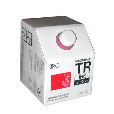 INCHIOSTRO TR 1510/1530 ROSSO  2X1000 CC.