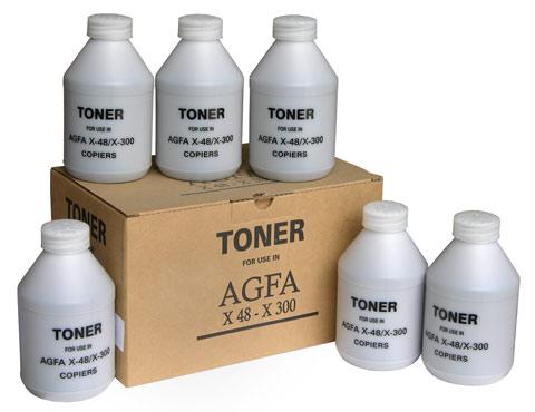 LINK CREATIVE *TONER AGFA COMPATIBILE PER X48, X300 CONF. 1 TONER