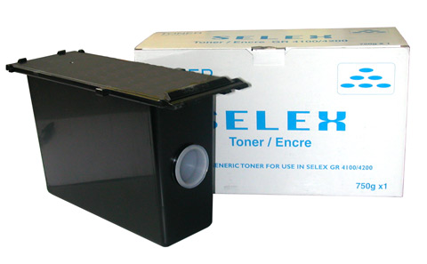 *TONER SELEX COMPATIBILE PER GR4100, GR4200 PZ. 1