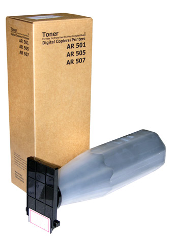*TONER SHARP COMPATIBILE PER AR501, AR505, AR507 (CARTUCCIA) PZ. 1