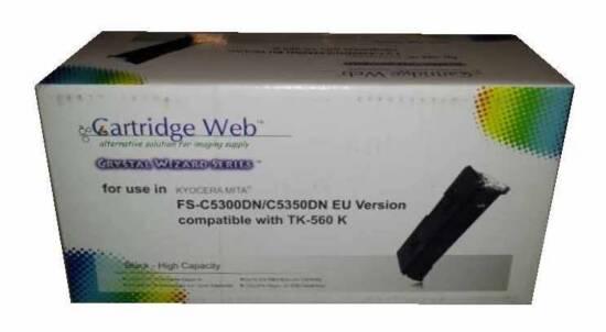 TONER COMPATIBILE KYOCERA MITA FS-C5300DN,5350DN TK560 NERO 12000 PAGINE