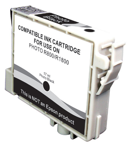 LINK CREATIVE CARTUCCIA COMPATIBILE PER EPSON STYLUS PHOTO R800 PHOTO BLACK T0541