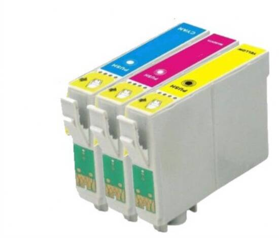 LINK CREATIVE CARTUCCIA COMPATIBILE EPSON 27XL, WORKFORCE 3620,3640, 7110, 7610, 7620  CIANO OEM C13T27124010