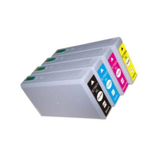 LINK CREATIVE CARTUCCIA COMPATIBILE EPSON 79XL WF4630,4640,5110,5190,5690 C13T79044010 GIALLO