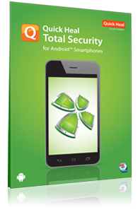 QUICK HEAL QUICK HEAL ANTIVIRUS TOTAL SECURITY PER SMARTPHONE ANDROID 1 DEVICE