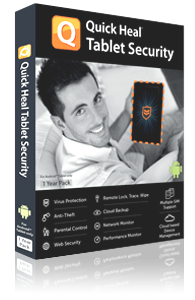 QUICK HEAL QUICK HEAL ANTIVIRUS TOTAL SECURITY PER TABLET ANDROID 1 DEVICE