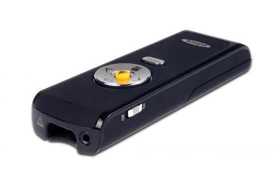 EDNET PUNTATORE LASER SENZA FILI CON RICEVITORE USB