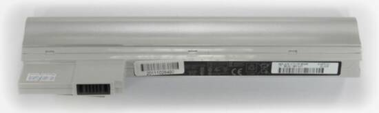 LINK SELECTED Batteria compatibile 3 celle 10.8 / 11.1 V 2200 mAh 24 Wh colore SILVER dimensioni standard
