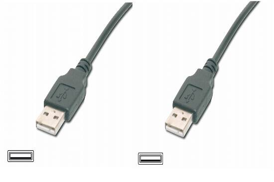 DIGITUS CAVO USB MT. 3 - CONNETTORI USB TIPO